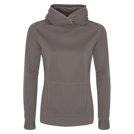 Douro Dukes Ladies Game Day Fleece in charcoal grey