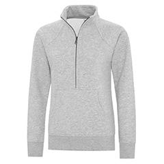 Douro Dukes Esactive Vintage Half Zip Ladies Sweatshirt